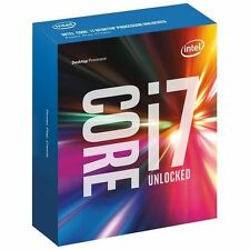 INTEL Processore Core i7-6700K (Skylake) Quad-Core 4 GHz GPU integrata Intel HD