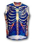 Primal Wear Bone Collector Skeleton Sleeveless Cycling Jersey Men's bike bicycle