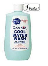 4x Coolove COOL WATER WASH For All Color Finest Washable Fabrics Stain Remover