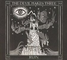 THE DEVIL MAKES THREE CD - REDEMPTION & RUIN (2016) - NEW UNOPENED
