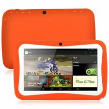 "Kids Tablet 7"" Android 4.4 DCore WiFi Handheld Laptop for Children UK- 4GB BEST"