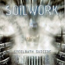 Steel Bath Suicide by Soilwork (CD, Apr-2001, Century Media (USA))