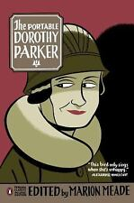 The Portable Dorothy Parker (Penguin Classics Deluxe Edition)-ExLibrary
