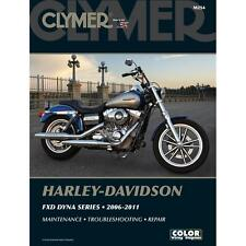 2006-2011 Harley Davidson FXD Dyna Clymer Repair Service WorkShop Manual M254