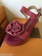 "Fab K&S ""Shilo"" ladies pink platforn sandals, EU 36, RRP £129.00, BNIB"