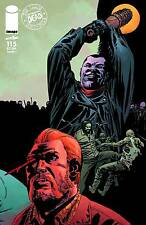 The Walking Dead #115 Cover J Variant First Printing All Out War Negan Kirkman