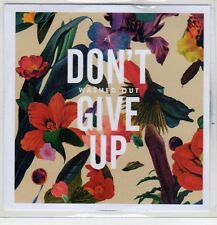 (EP799) Washed Out, Don't Give Up - 2012 DJ CD