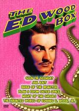 The Ed Wood Box 7-Discs LOVE FEAST (PRETTY MODELS ALL IN A ROW) HAUNTED WORLD OF