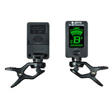 Clip-on LCD Digital Chromatic Electronic Guitar Tuner Bass Violin Ukulele New