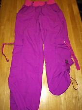 Zumba Zumbawear Medium Pink Fushia Pants