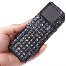 Mini Wireless Keyboard Touchpad Keypad For Smart TV Samsung LG Panasonic