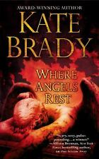 Where Angels Rest (Mann Family, Book 1)