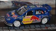 1/43 IXO Rally Collection Skoda Fabia WRC #11 Monte Carlo 2006