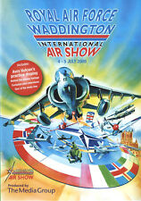 RAF Waddington International Airshow 2009 - Official DVD Aircraft Aviation
