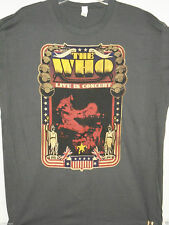 NEW - THE WHO BAND / CONCERT / MUSIC T-SHIRT EXTRA LARGE