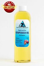 GRAPESEED OIL ORGANIC by H&B Oils Center COLD PRESSED PREMIUM 100% PURE 36 OZ