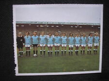 WEST GERMANY GERMANIA OVEST TEAM  MUNCHEN 74 1974 WORLD CUP FIGURINA FRENCH CARD