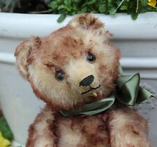 Wonderful rare tipped antique Bing teddy bear c1926