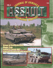 CONCORD ASSAULT 3 ITALY ARIETE MBT / ISAF CONSTRUCTION AFGHANISTAN / POLISH ARMY