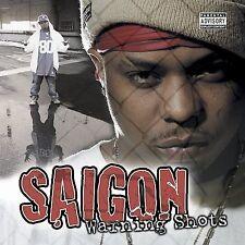 Warning Shots Saigon MUSIC CD