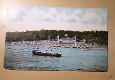 Halifax Nova Scotia 1907 North West Arm Rowing Club Postcard