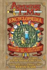 The Adventure Time Encyclopaedia : Inhabitants, Lore, Spells, and Ancient...