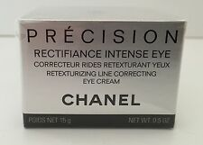 CHANEL RECTIFIANCE INTENSE EYE * ANTI FALTEN CREME * 15G * NEU