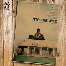 Into the Wild Movie Poster 42*30cm / A3