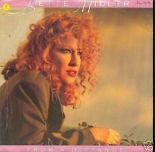 BETTE MIDLER 45 TOURS GERMANY FROM A DISTANCE