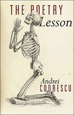 The Poetry Lesson by Codrescu, Andrei