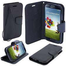 % Book Case Flip Cover Hülle Handy Etui Tasche für Lenovo Moto G4 Fancy Schwarz