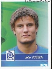 097 JELLE VOSSEN BELGIQUE KRC.GENK STICKER FOOTBALL 2012 PANINI