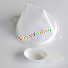Reusable coffee filters suit spoon and filter screen for coffee machine tea tool