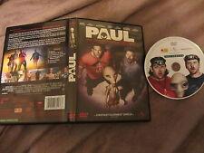 Paul de Greg Mottola avec Simon Pegg, DVD, SF/Comédie