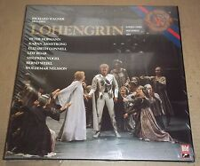 Nelsson/Hofmann/Armstrong/Connell WAGNER Lohengrin - CBS M5 38594 SEALED