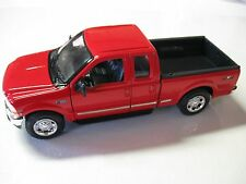 WELLY 1:24 SCALE FORD F-350 4x4 SUPER DUTY DIECAST TRUCK MODEL W/O BOX