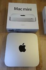2011 Mac Mini SERVER 2GHZ QUAD i7 16GB RAM 480GB SSD + 500GB 7200RPM Mavericks