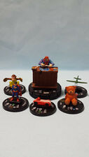 DC HeroClix • SLOSH: #050 Toyman (Super Rare) + Complete Toy Set