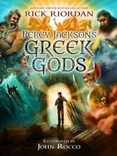 Percy Jackson's Greek Gods by Riordan, Rick