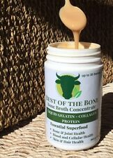 """Bone Broth concentrate: A """"living"""" gelatin & Collagen protein (NOT POWDER)"""