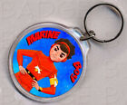 MARINE BOY double sided round keyring - RETRO CLASSIC!