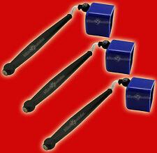 3 Blue Pocket Chalkers-Pocket Chalk Holder/Chalker for Pool/Billiards Cue Chalk