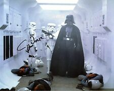 Star Wars Signed Photo: CY TOWN (Storm Trooper)