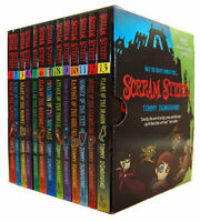Scream Street Box Set Young Adults Tommy Donbavand Paperback  English
