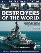An Illustrated History of Destroyers of the World [Paperback]war ships