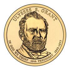 2011 D $1 Ulysses S. Grant - 18th U.S. President - BU
