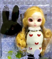 "Little Pullip March Hare 4.5"" Doll Alice in Wonderland Jun Planning F-843 NEW"
