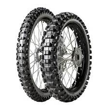 Dunlop Geomax Enduro Motorcycle/MX Tyre Pair, 90/90/21 Front & 120/90/18 Rear