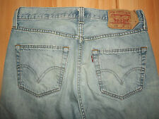 "LEVIS 501 REGULAR  FIT W32"" L32""(ORIGINAL) 569N"