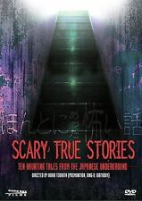 Scary True Stories: Ten Haunting Tales from the Japanese Underground, Good DVD,